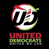 United Democrates 2018 logo